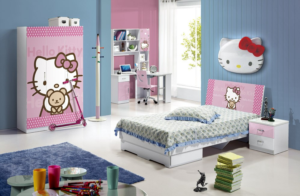 Bed Set For Kids