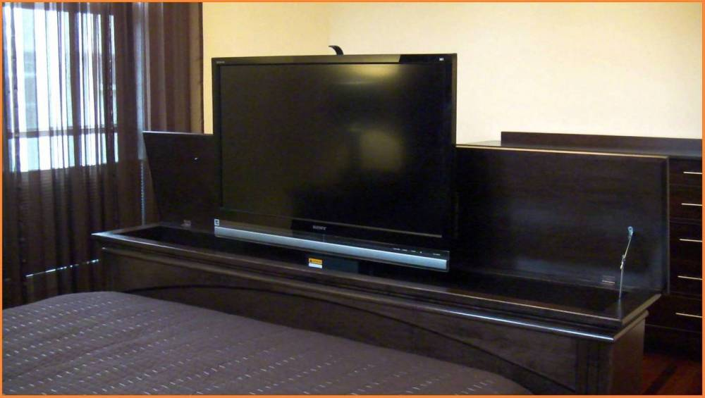 Bed Tv Stand Footboard