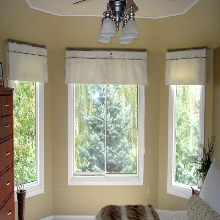 Bedroom Window Valance Ideas