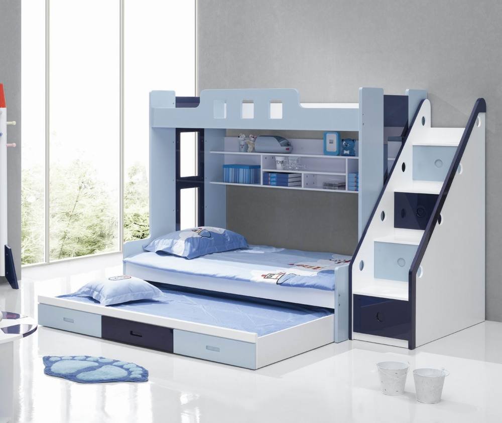 Beds For 3 Kids