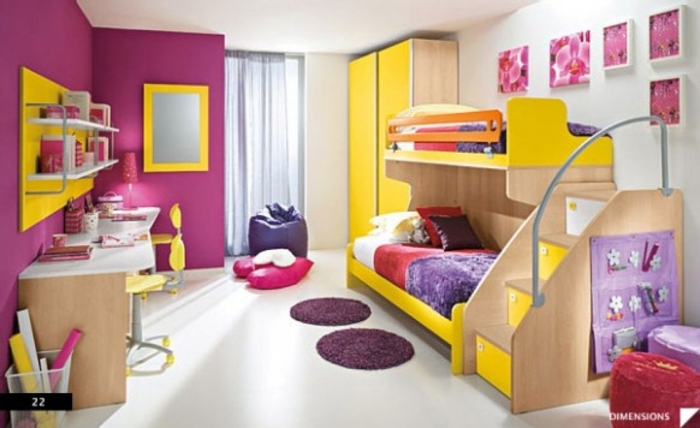 Beds For Kids For Girls