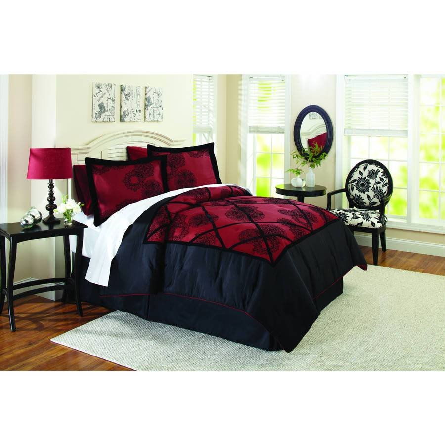 Better Homes And Gardens Comforter Set Collection Amaryllis