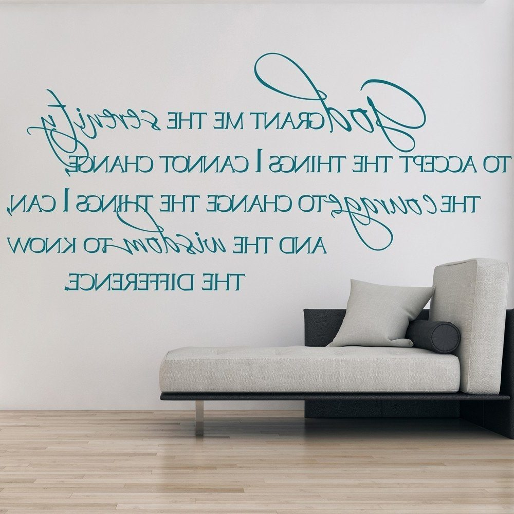 Bible Verse Wall Decals Singapore