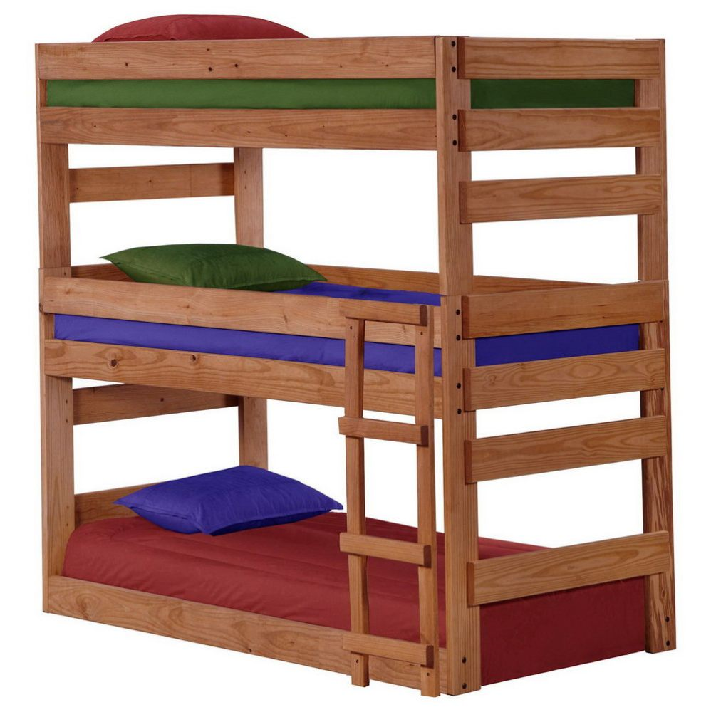 Big Rig Bunk Bed For Kids