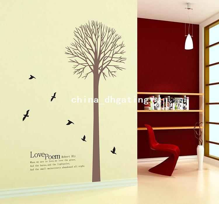 Big Tree Decals For Walls