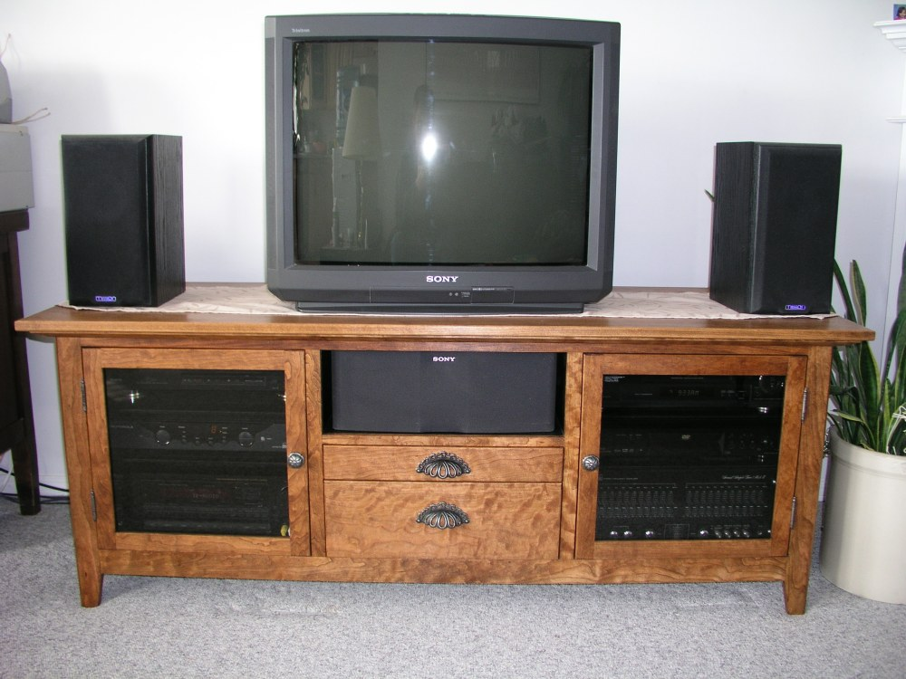 Big Tv Stands
