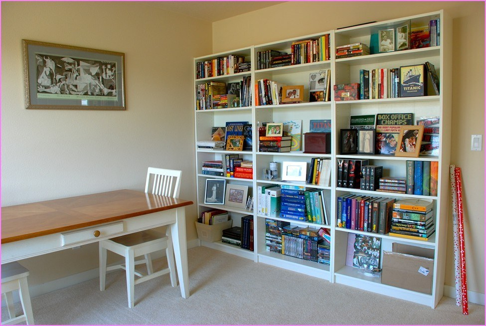 Billy Bookcase Room Divider