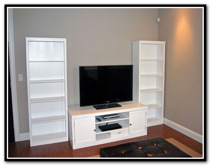 Billy Bookcase Tv Stand Hack
