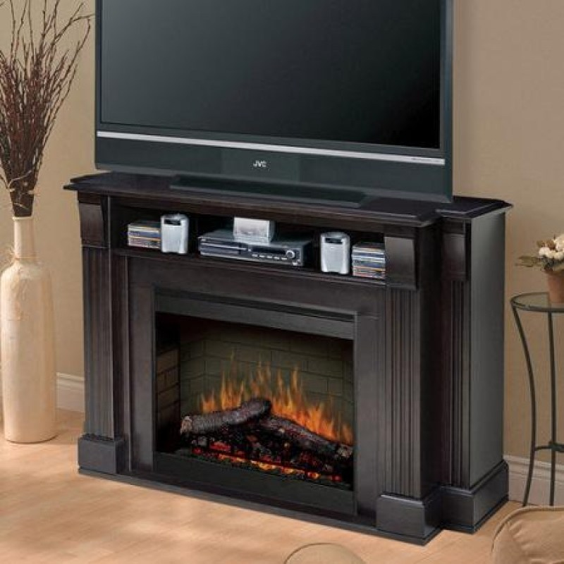 Bjs Tv Stand With Fireplace