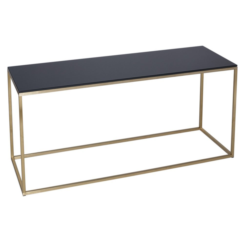 Black And Gold Tv Stand