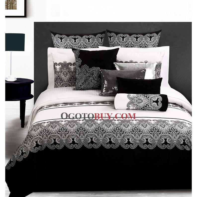 Black And White Full Size Comforter Sets