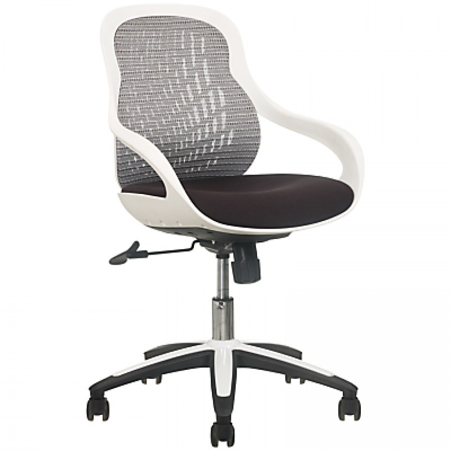 Black And White Office Chair