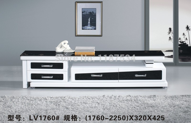 Black And White Tv Stands