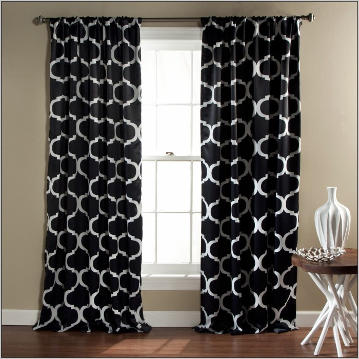 Black And White Valances Target