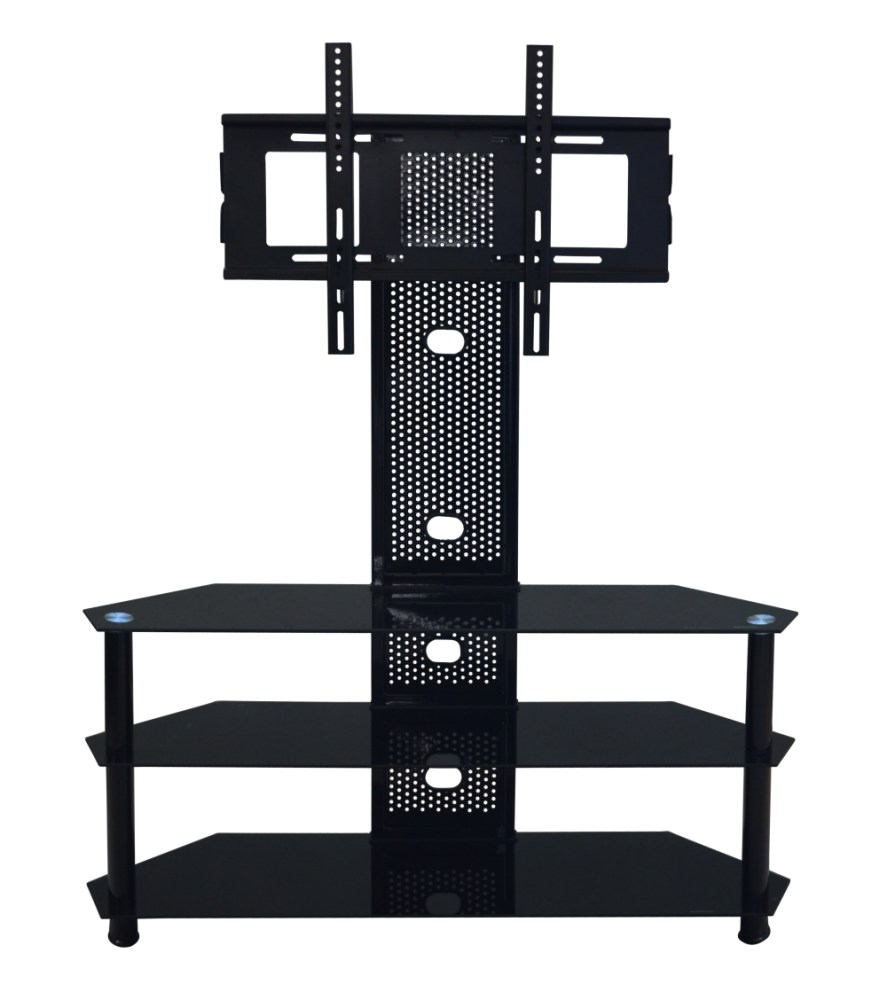 Black Corner Tv Stands For Flat Screen Tvs