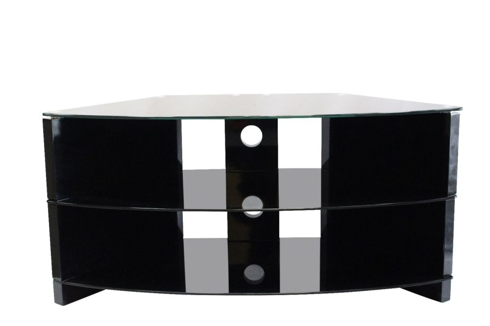 Black Glass Corner Tv Stand Uk