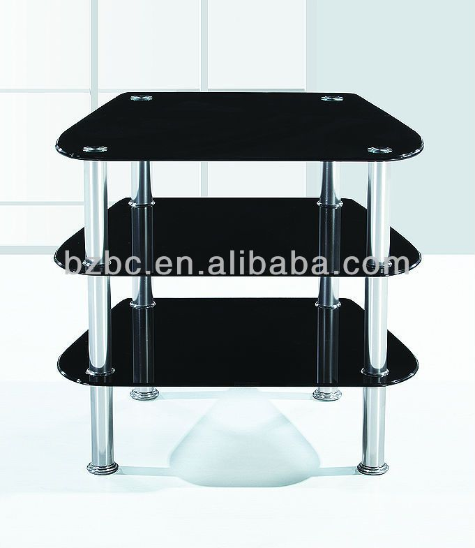 Black Glass Tv Stand Best Buy