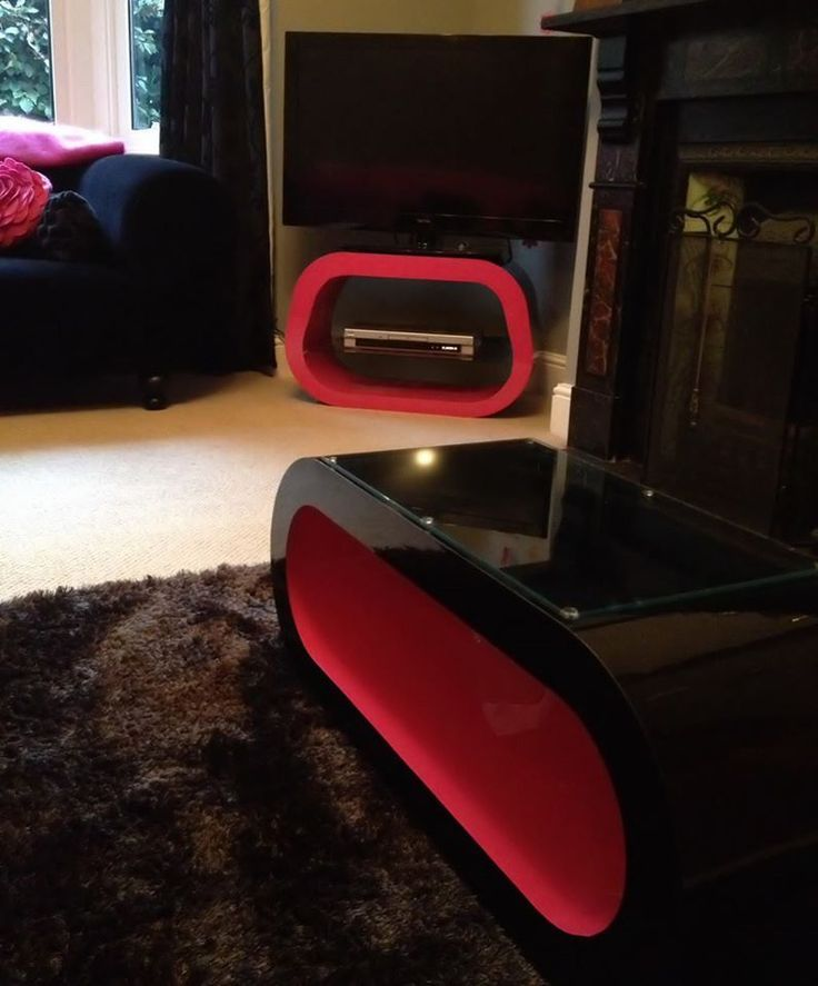 Black Gloss Tv Stands Uk