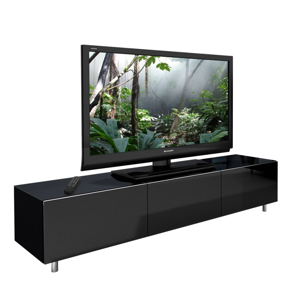 Black Gloss Tv Stands