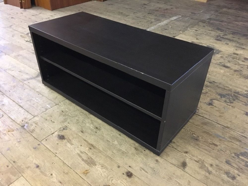 Black Tv Stand Brown Coffee Table