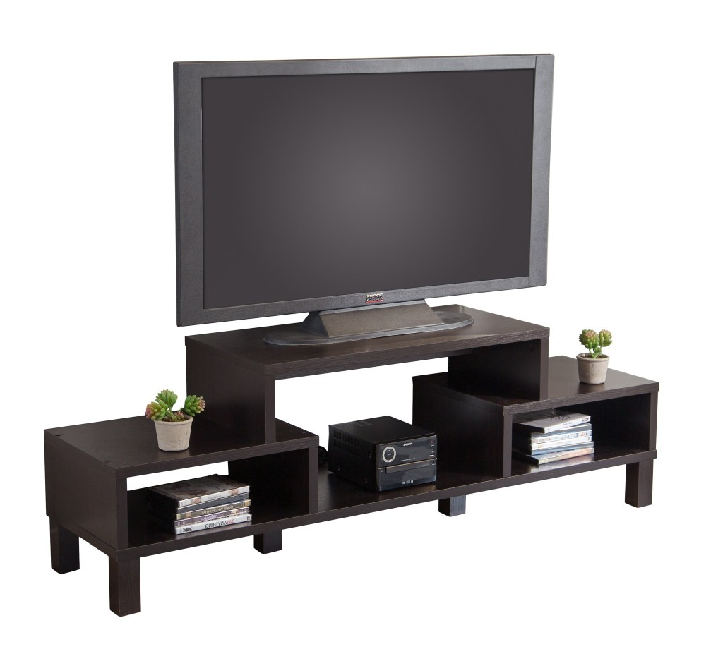 Black Tv Stand With Drawers