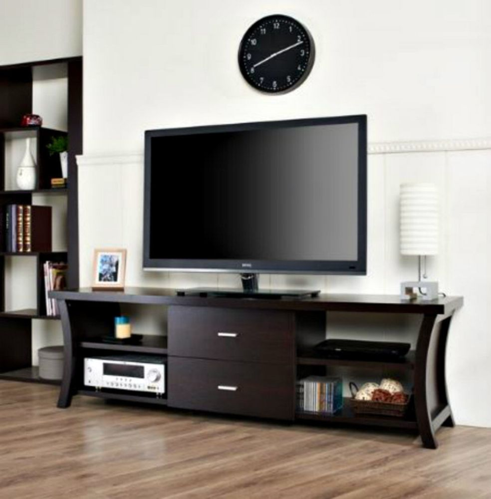 Black Tv Stands For Flat Screens