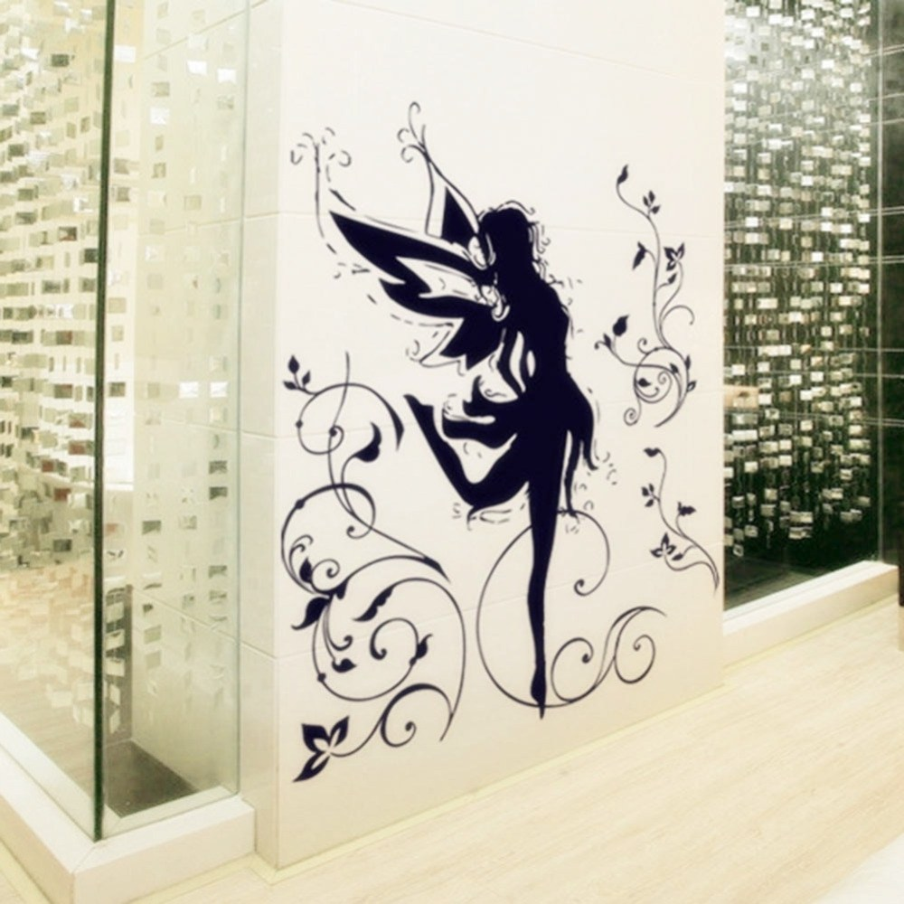 Black Wall Decals Silhouette