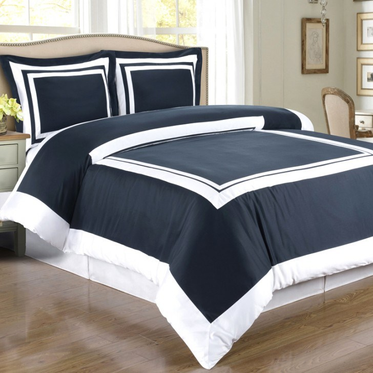 Blue And White Comforter Sets