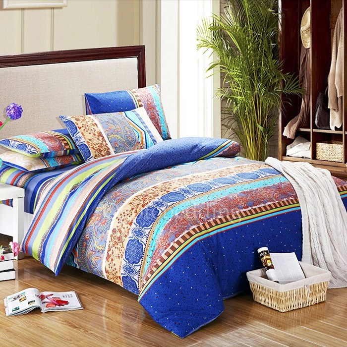 Blue Full Comforter Sets