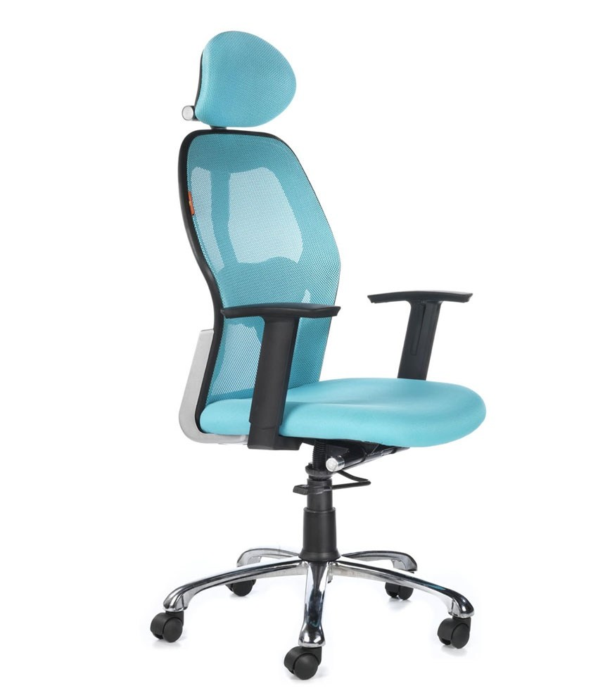Blue Office Chairs For Sale