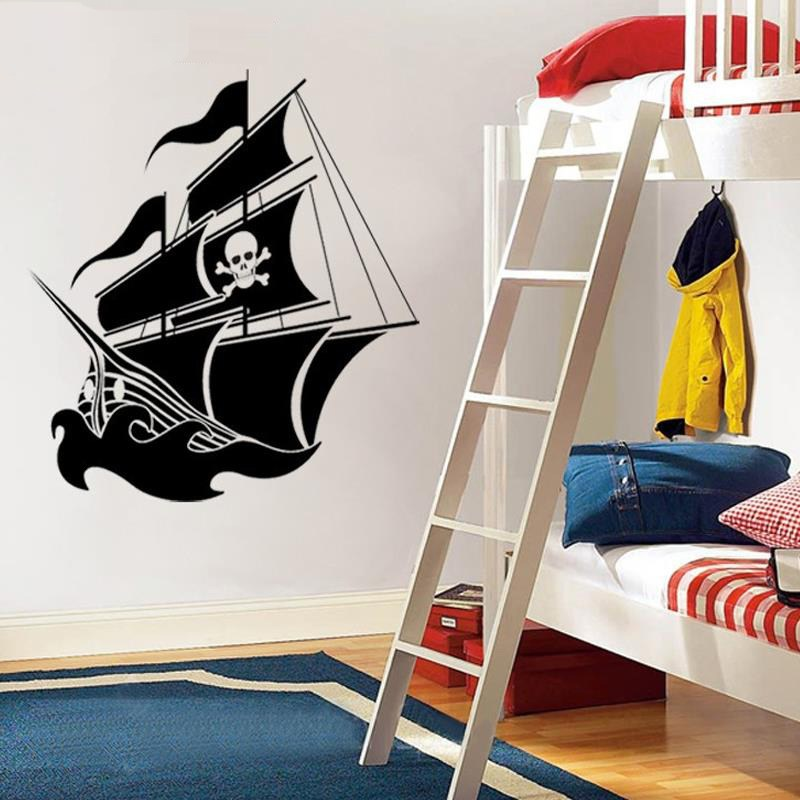 Boat Wall Decals