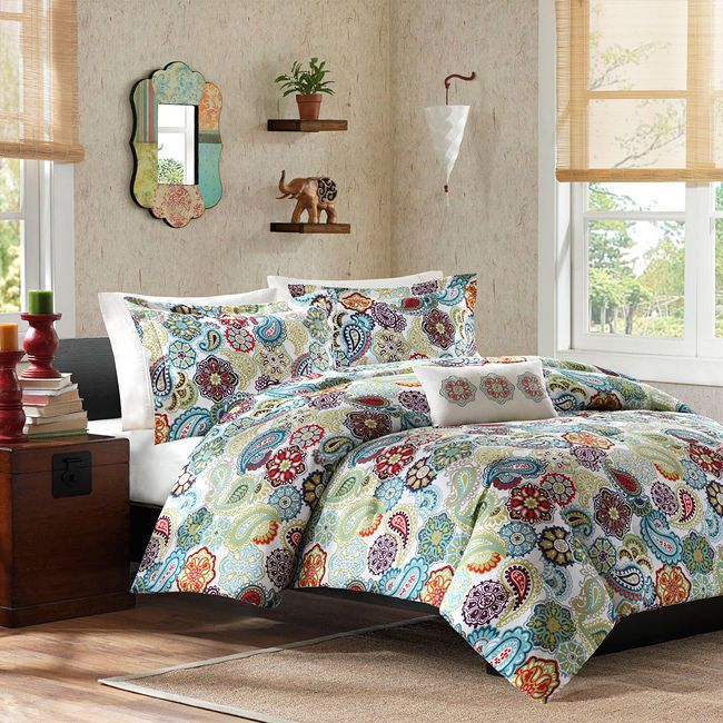 Bohemian Comforter Set Twin Xl