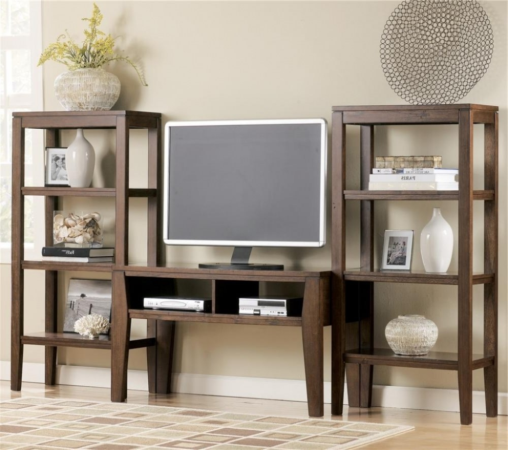 Bookcase Tv Stand Combo