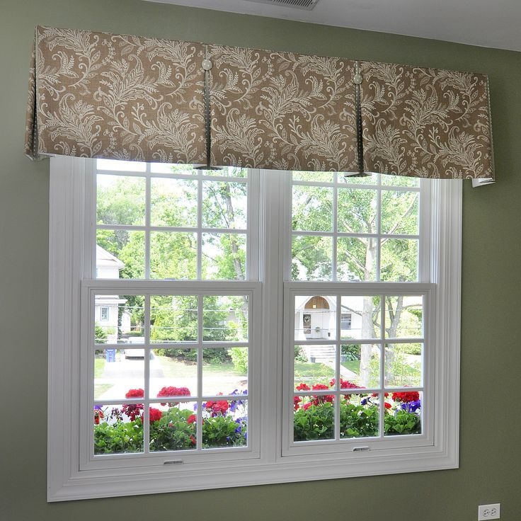 Box Pleat Valance Ideas