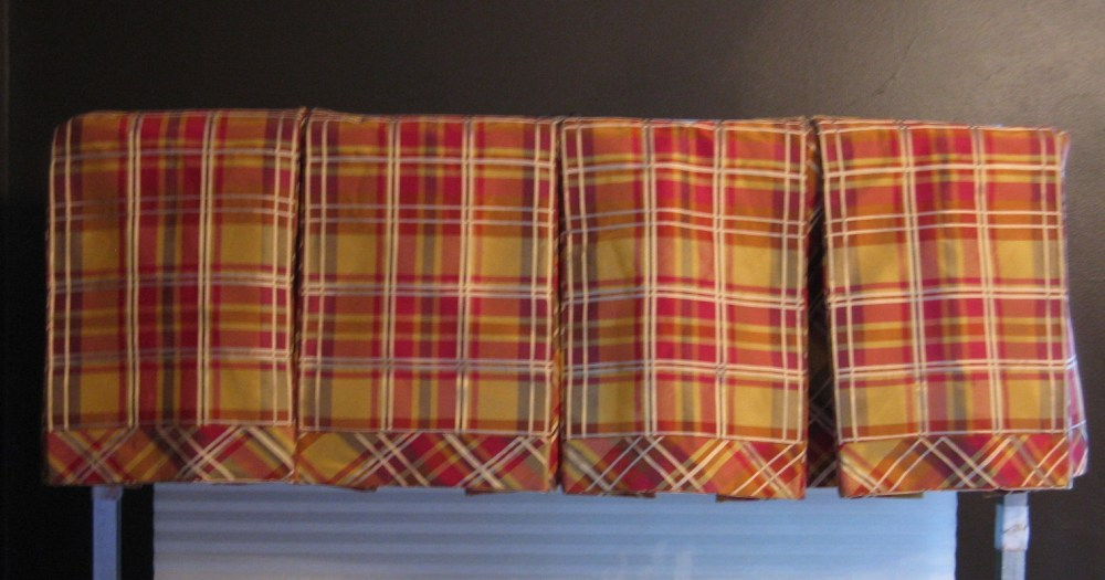 Box Pleat Valance Pictures