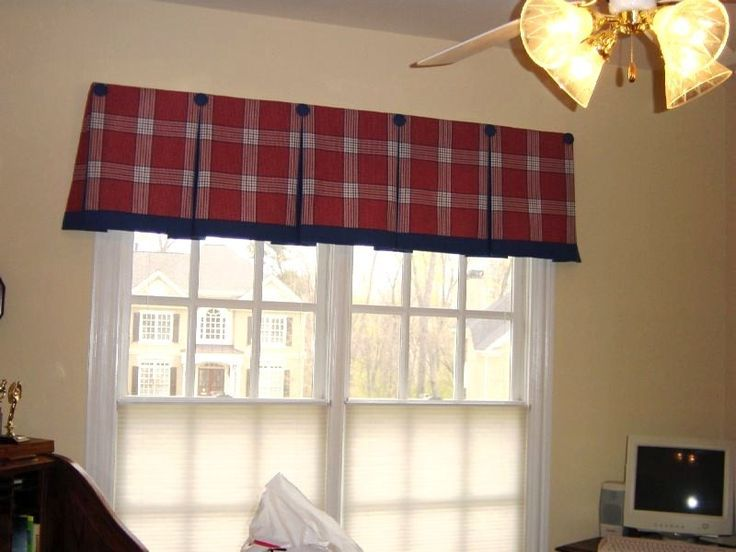 Box Pleated Valance Images