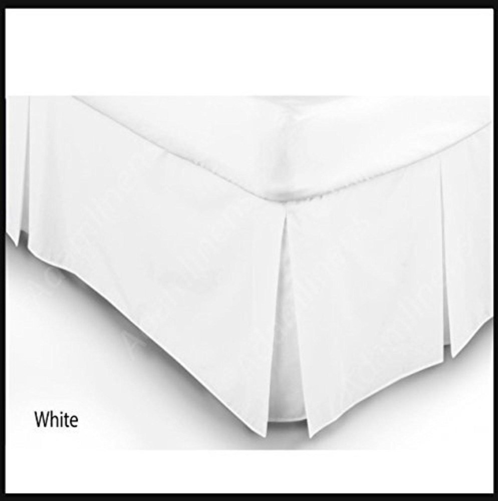 Box Pleated Valance Sheet