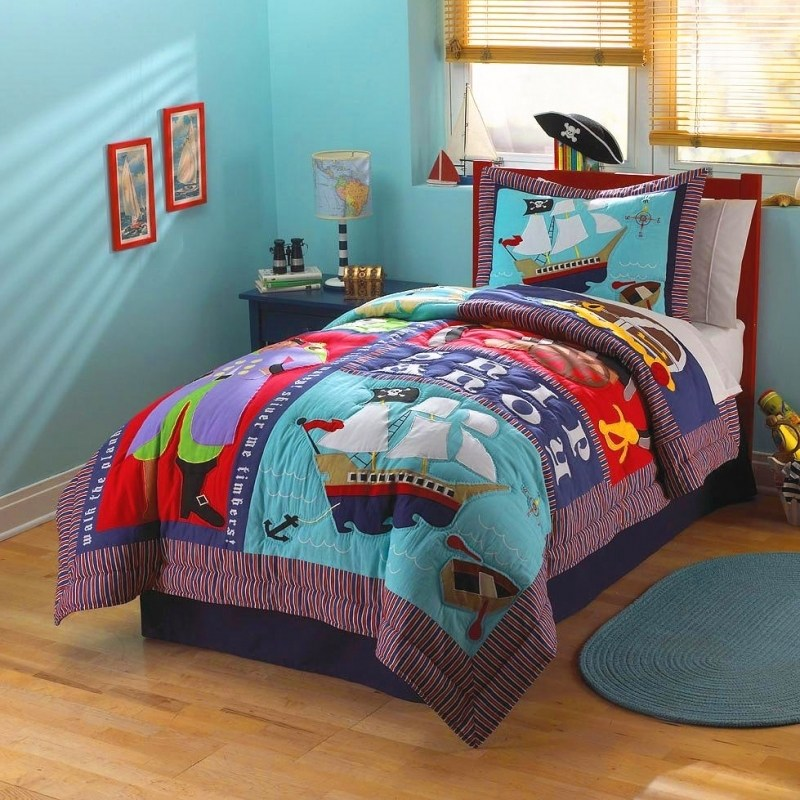 Boy Comforter Sets Twin