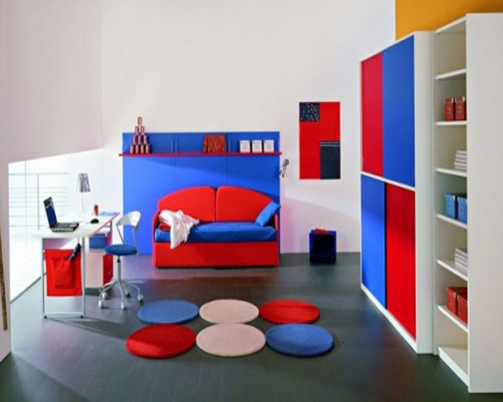 Boys Kids Bedroom Design