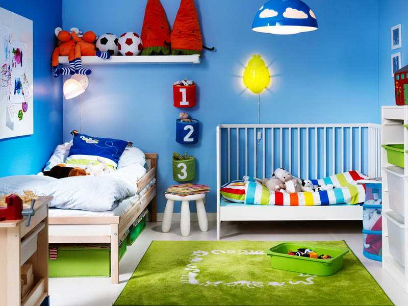 Boys Kids Bedroom Ideas