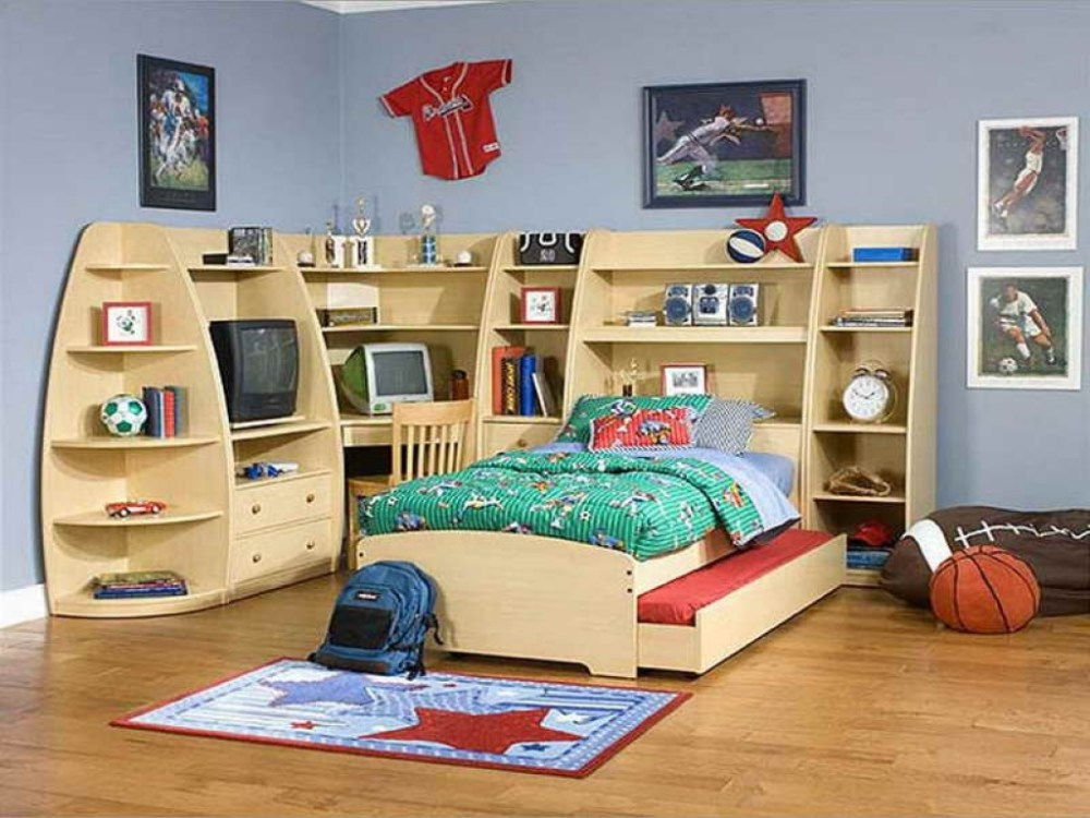 Boys Kids Bedroom