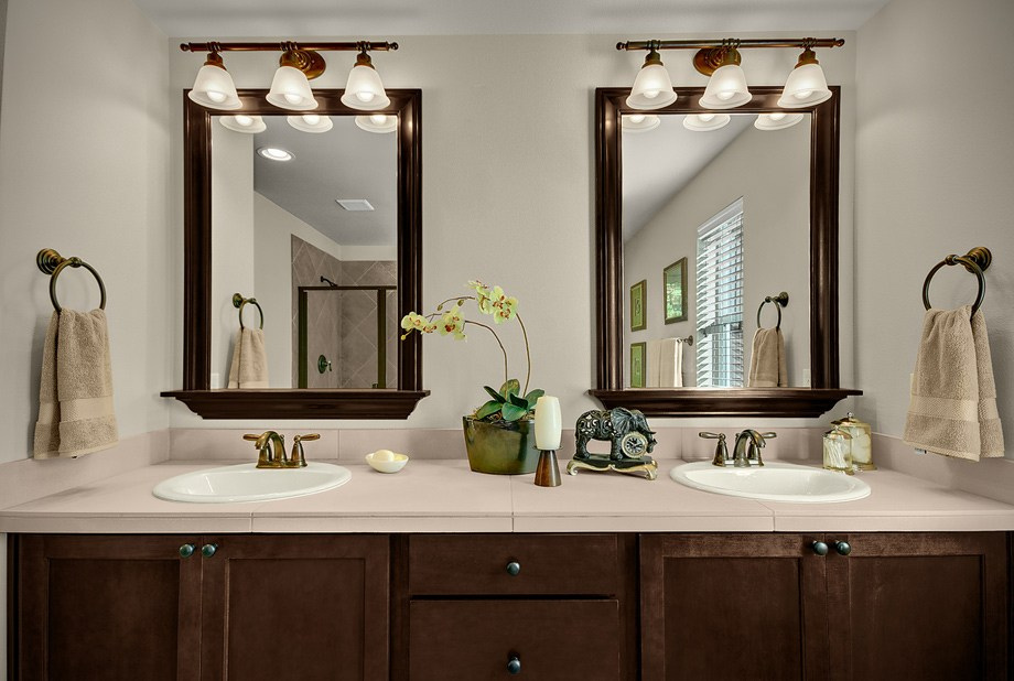 Bronze Bathroom Mirrors