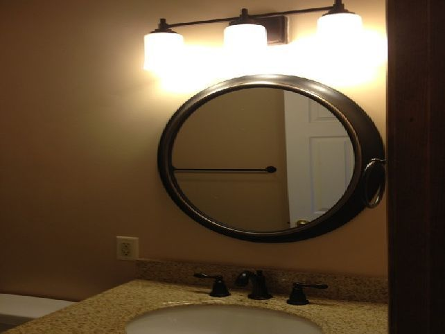 Bronze Mirrors For Bathrooms