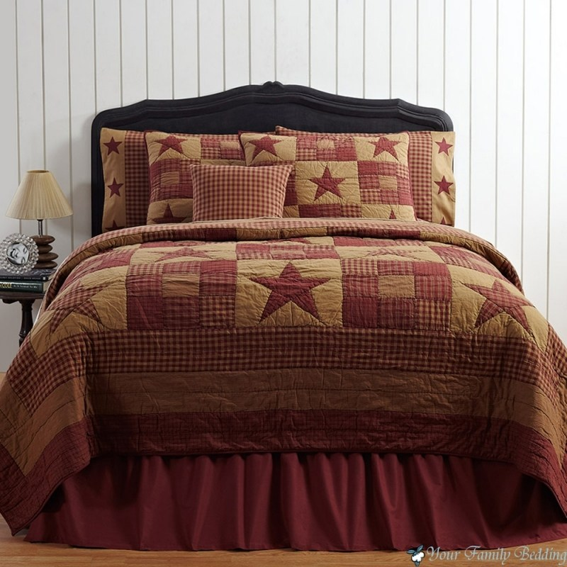Brown And Tan Comforter Sets