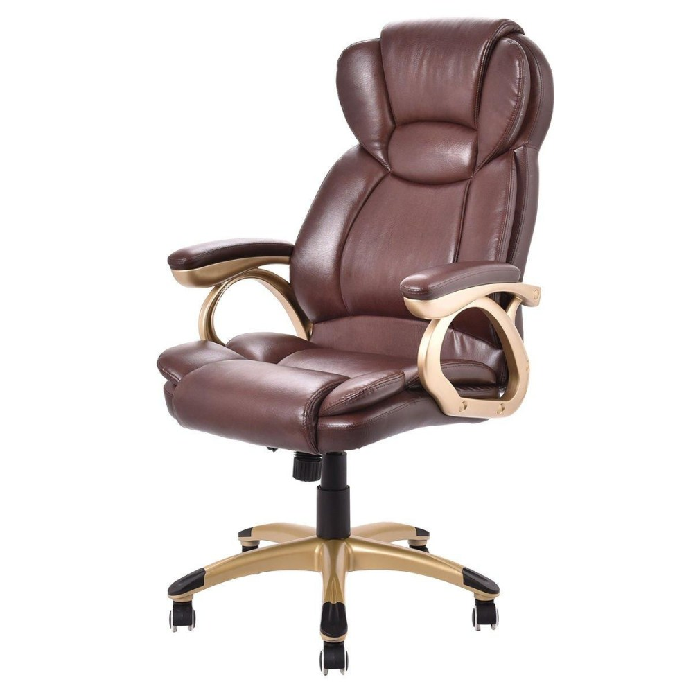 Brown Ergonomic Office Chair