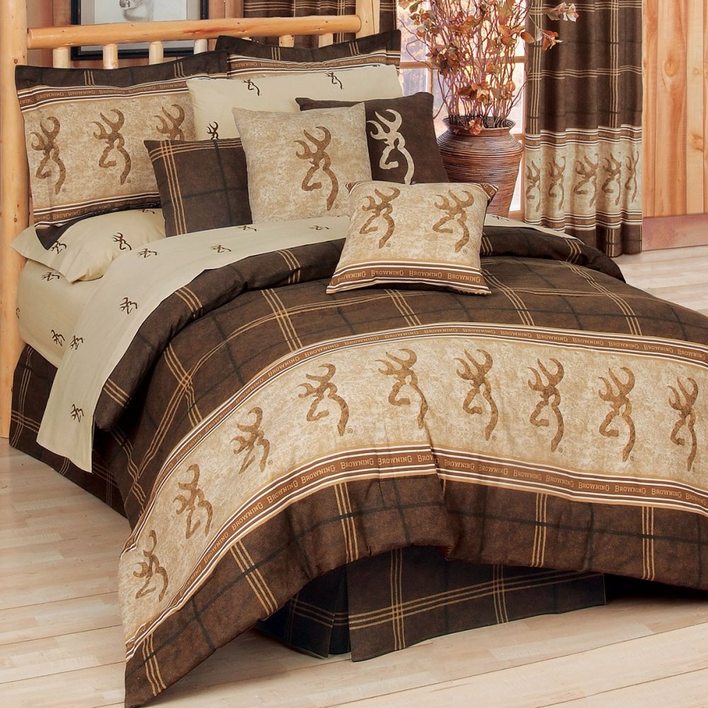 Browning Comforter Set Full