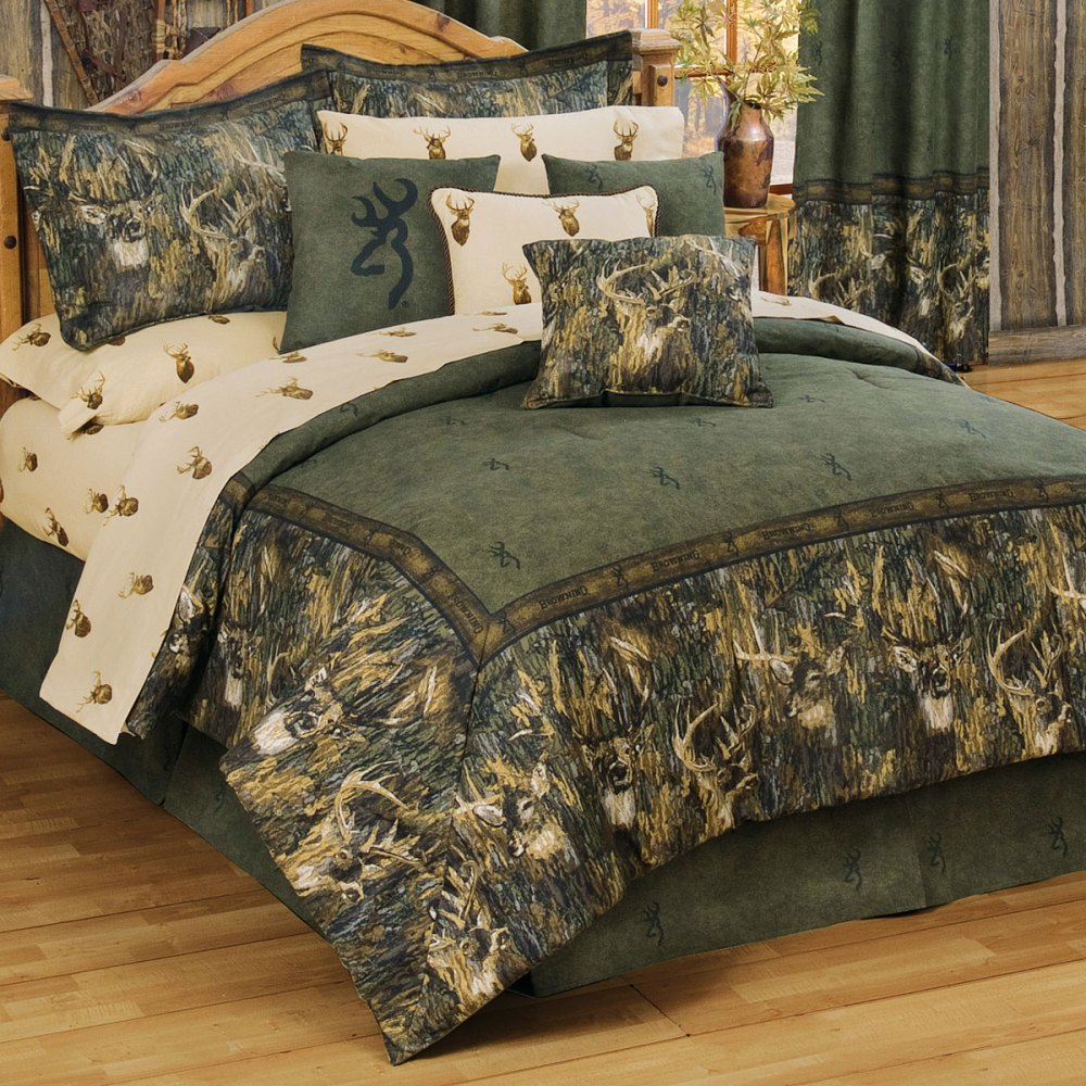 Browning Comforter Set Queen