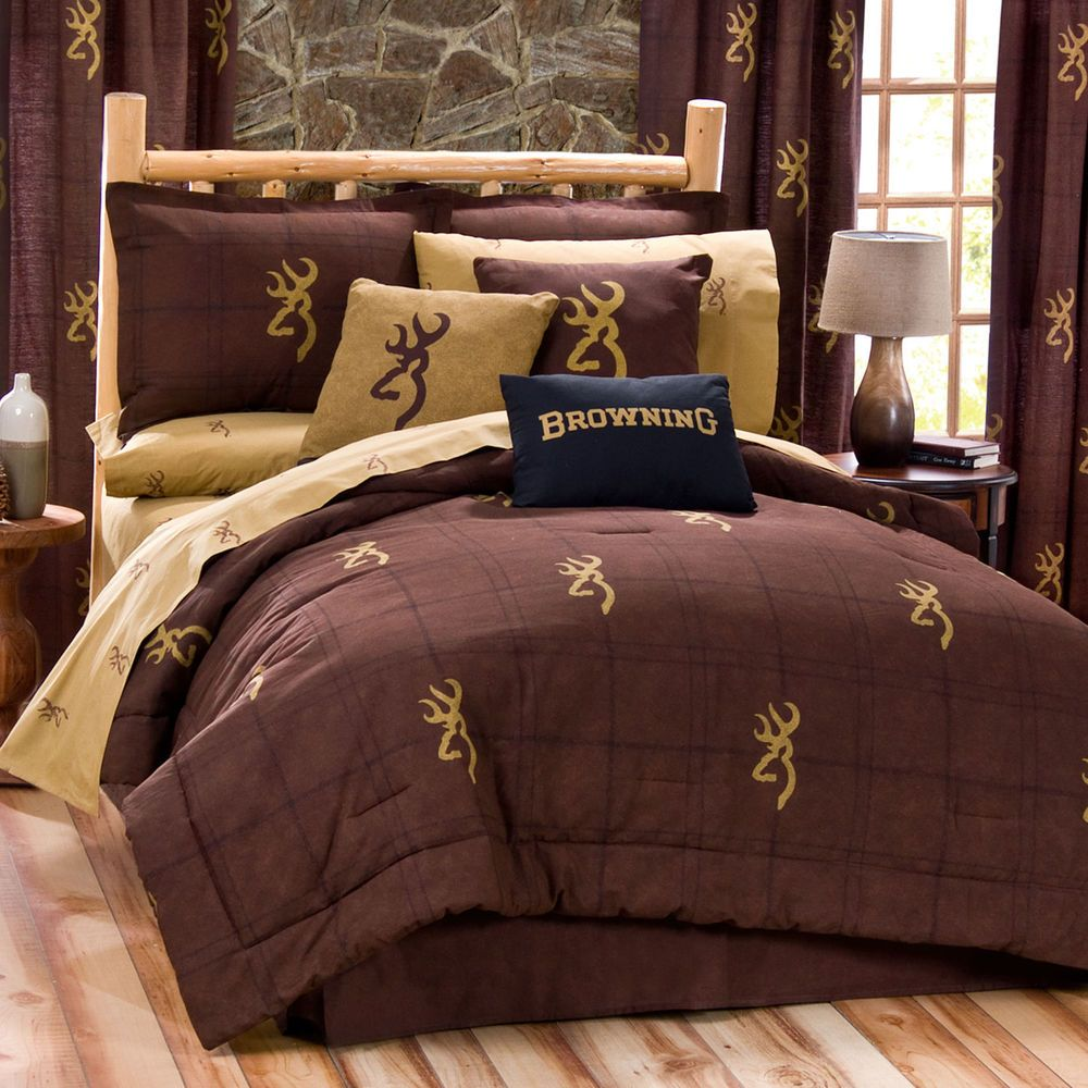 Browning Comforter Set Sale