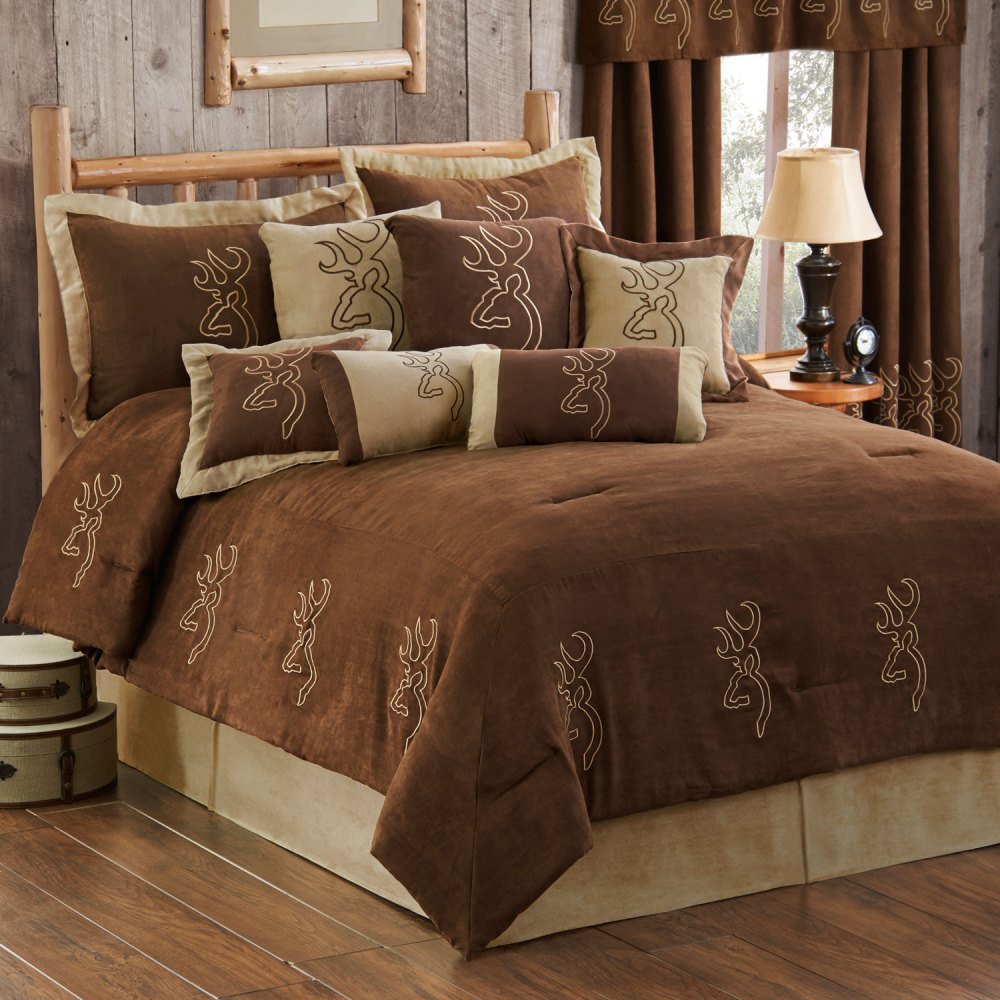 Browning Comforter Set