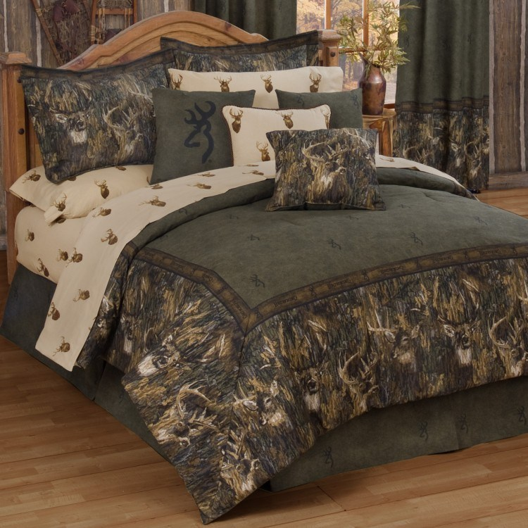 Browning Comforter Sets